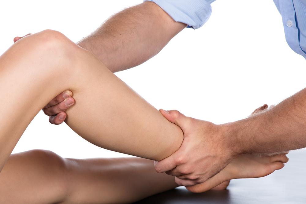 Chiropractor examination